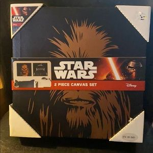 Star Wars Canvas Set